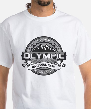 Olympic Ansel Adams White T-Shirt