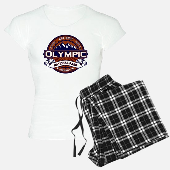 Olympic Vibrant Pajamas