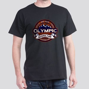 Olympic Vibrant Dark T-Shirt