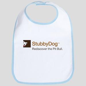 StubbyDog Logo Bib