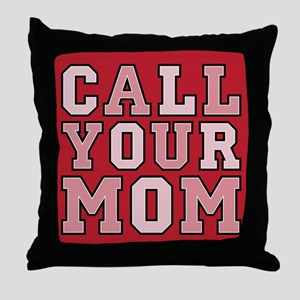 Dorm Room Throw Pillow