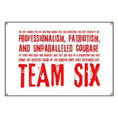 Team Six Quote Banner