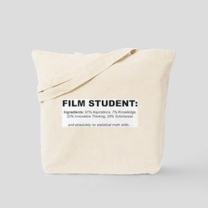 Film Student 3 Tote Bag