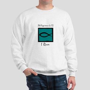 Christian Runner's Sweatshirt