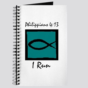 Christian Runner's Journal