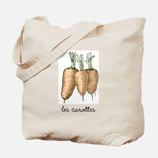 les carottes Tote Bag