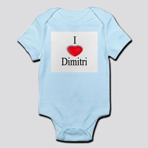 Dimitri Infant Creeper