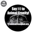SAY NO TO ANIMAL CRUELTY - 3.5