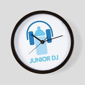Junior Dj - Icon - Wall Clock
