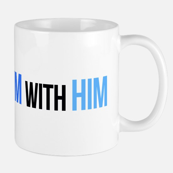 """I ship him with him"" Mug"