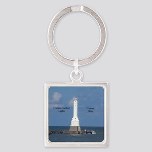 Huron Harbor Light Keychains