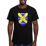 Clan Furey Men's Fitted T-Shirt (dark)