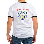 Clan Furey Ringer T