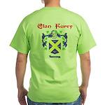 Clan Furey Green T-Shirt