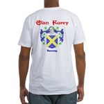 Clan Furey Fitted T-Shirt