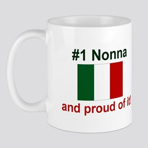 #1 Nonna (Grandmother) Mug