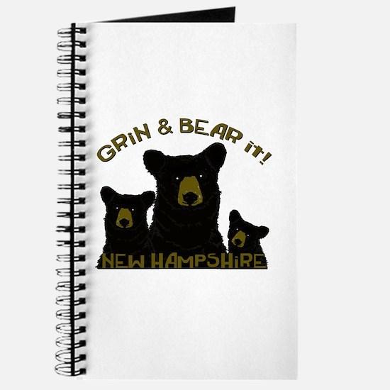 Grin & Bear it! Journal