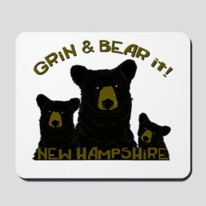 Grin & Bear it! Mousepad