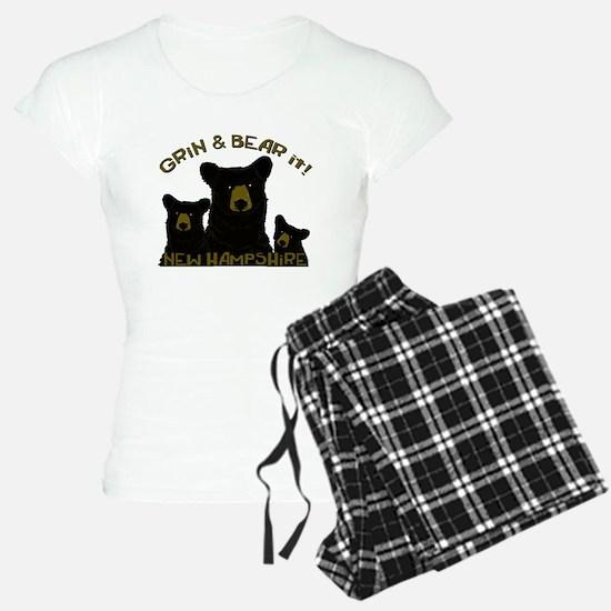 Grin & Bear it! pajamas