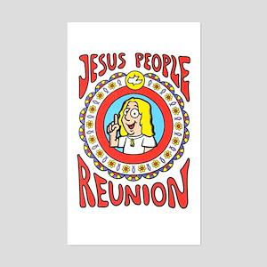 Jesus People Sticker (Rectangle)