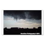 Summer Storm Sticker (Rectangle 10 pk)