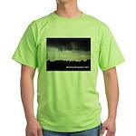 Summer Storm Green T-Shirt