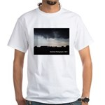 Summer Storm White T-Shirt