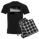 Summer Storm Men's Dark Pajamas