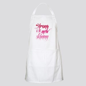Strong is the New Skinny - Sc Apron