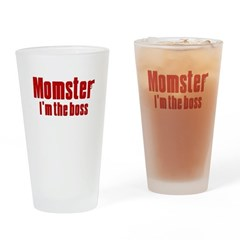 Momster Drinking Glass