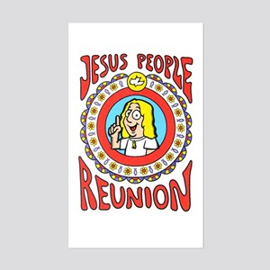 Jesus People Sticker (Rectangle)
