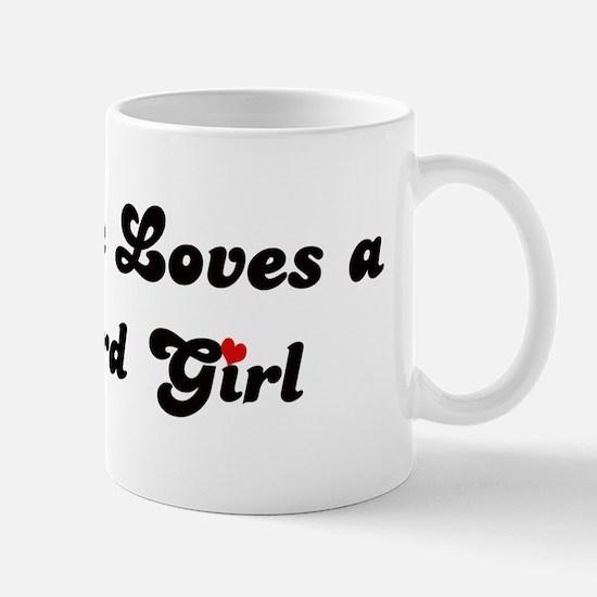 Loves Rockford Girl Mug