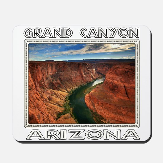Grand Canyon, Arizona Mousepad