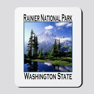 Mt Raineer National Park Mousepad