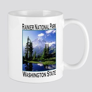 Mt Raineer National Park Mug