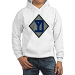 26th Infantry Yankee Div Hooded Sweatshirt