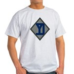 26th Infantry Yankee Div Light T-Shirt