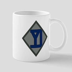 26th Infantry Yankee Div Mug