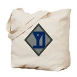 26th Infantry Yankee Div Tote Bag