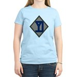 26th Infantry Yankee Div Women's Light T-Shirt