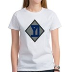 26th Infantry Yankee Div Women's T-Shirt