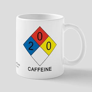 Caffeine Hazard Mug