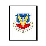 Air Combat Command Framed Panel Print