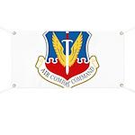 Air Combat Command Banner