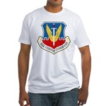 Air Combat Command Fitted T-Shirt