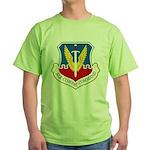Air Combat Command Green T-Shirt