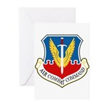 Air Combat Command Greeting Cards (Pk of 20)