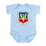 Air Combat Command Infant Bodysuit