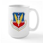 Air Combat Command Large Mug