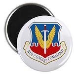 Air Combat Command Magnet